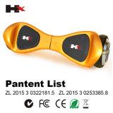 Prix usine Bluetooth 2 roues Hoverboard électrique pour les enfants et l'adulte