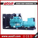 De stille Elektrische Diesel die Reeks van de Generator door de Motor van Cummins wordt aangedreven