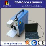 Laser portátil Marking Machine Price 50W de Metal Fiber para Sale