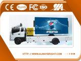 Schermo di visualizzazione esterno del LED del pixel di funzione P8mm della video visualizzazione che fa pubblicità al veicolo