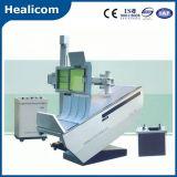 Radiografía de diagnóstico médica y fluoroscopia de la máquina de radiografía de Hyz-100b 100mA
