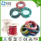 Fil électrique anti-calorique et ignifuge de dureté spéciale de PVC UL2464