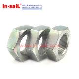 DIN431 ISO228ワイヤー調和のくだらない管のロックナット
