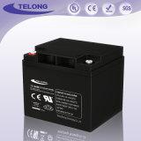 Ventil regelte Leitungskabel-Säure-Batterie für UPS-System 12V45ah