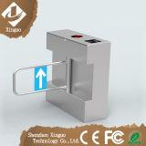 Barriera pedonale automatica completa del cancello di oscillazione di obbligazione di controllo di accesso
