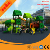 Pretpark van het Stuk speelgoed van kinderen het Plastic, De OpenluchtFabriek van de Apparatuur van de Speelplaats