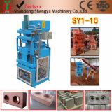 Sy1-10油圧連結の新しい煉瓦機械