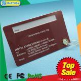 Flugliniengepäckmanagement Plastik-RFID Gepäck-Karte