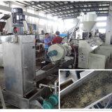 Recicl a linha de secagem da peletização da película plástica
