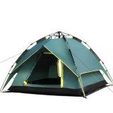 La haute fibre de verre d'élasticité prend Polonais au filet avec la tente de voyage