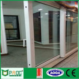 Nobel Design Horizontal Aluminum Sliding Glass Door with Low Price