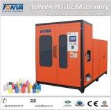 Tonvaの種類の小さいびんのための機械を吹くプラスチック押出機のびん