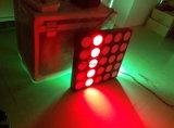 Мытье ночного клуба СИД RGBW/свет матрицы фокусировки коротких волн 25PCS СИД