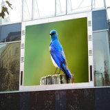 높은 Desity P6 옥외 풀 컬러 발광 다이오드 표시 스크린