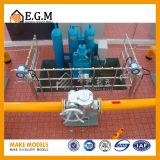 صناعيّ وورشة نموذج/معرض نموذج/مشروع بناية نموذج