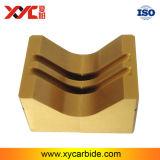 Non magnétique en carbure de tungstène Forme spécial Tin Mould Outils