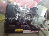 комплект генератора силы 25kVA-37.5kVA тепловозный молчком звукоизоляционный с двигателем Isuzu (IK30250)