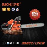 Professionnel de haute qualité à essence portable Chainsaw pour toute la famille (CS4000)