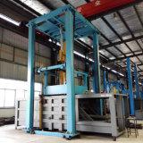 Compresseur automatique d'enlèvement des ordures d'usine de la Chine