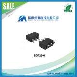 High-Efficiency интегрированное выключение IC LCD Boostwith поистине - цепь