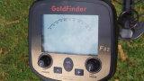 Metal detector sotterraneo dello zappatore di oro del tesoro del professionista di Goldfinder Fs2