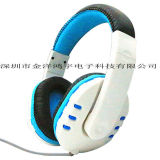 MicrophoneのOEM StereoのパソコンHeadphone Gaming Headphone