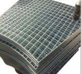 Red de acero Q235 que ralla para las prolongaciones del andén y las plataformas