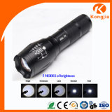 Ultra Bright XML-T6 LED 18650 recarregável de alumínio Zoom Tactical G700 Flashlight
