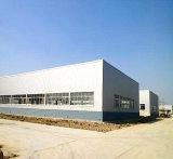 Vorfabrizierte Stahlkonstruktion-Rahmen-Aufbau-Werkstatt