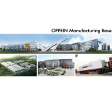 Oppein 현대 도매 HPL 멜라민 작은 부엌 찬장 (OP16-HPL02)