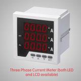 LEDデジタルの三相現在のメートル