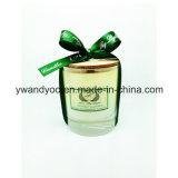 Velas de vidro relativas à promoção do frasco para a decoração Home