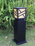 Luz neta al aire libre de la lámpara LED del césped para la decoración del césped
