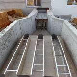 Раскройте систему стерилизатора воды канала UV с режимом автоматического управления