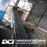Chaîne de production de poudre de gypse de qualité