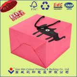 Bolso de empaquetado de papel promocional