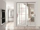 Het Dubbele Glas van de Schuifdeur van het Glas van het aluminium