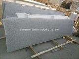 240-280X70upx2cm / 3CM سطح مصقول مع حواف عشوائية الغرانيت G603 الحجر الطبيعي