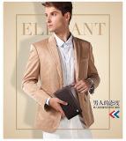 La vendita calda progetta la borsa per il cliente del cuoio genuino di modo della borsa della moneta