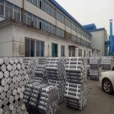 99.9%アルミニウムインゴット高品質の非常に高い等級の熱い販売