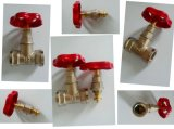 MessingGate Valve/Brass Stopp Valve (A. 7016)