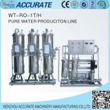 Umgekehrte Osmose-Trinkwasser-Filter Wtro-3