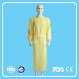 Robes chirurgicales stériles jetables de Xiantao Hubei MEK pp