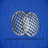 Folha perfurada galvanizada/inoxidável de aço/de alumínio de metal