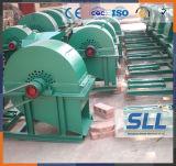 Pedazos de madera certificados Ce que hacen la máquina/el burilador de madera Chipper de madera eléctrico de la desfibradora