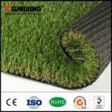 30mm緑の自然なPPEは人工的な庭の草を美化する