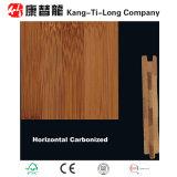 Calificar un suelo de bambú de la madera dura (1020X130X17m m)