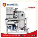 La Cina ha avanzato il purificatore multifunzionale dell'olio lubrificante di serie di Dyj del purificatore di olio
