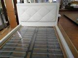 Base blanca elegante del cuero genuino fijada para el hogar o el hotel (LB-006)