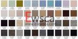 Runde Stutzen-Frauen-Farben-Muster strickten Kaschmir-Strickjacke